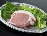 写真/塩麴漬け豚ステーキ