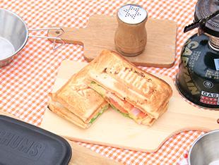 写真/ハムチーズパン