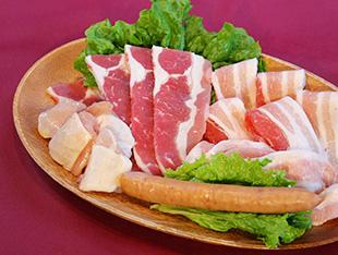 写真/お肉だけプラン
